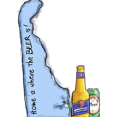 Home is Where the Beer Is - Deleware