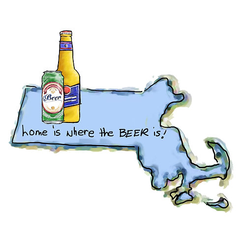 Home is Where the Beer Is - Massachusetts
