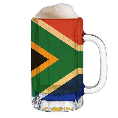 Country Flag Mug - South Africa