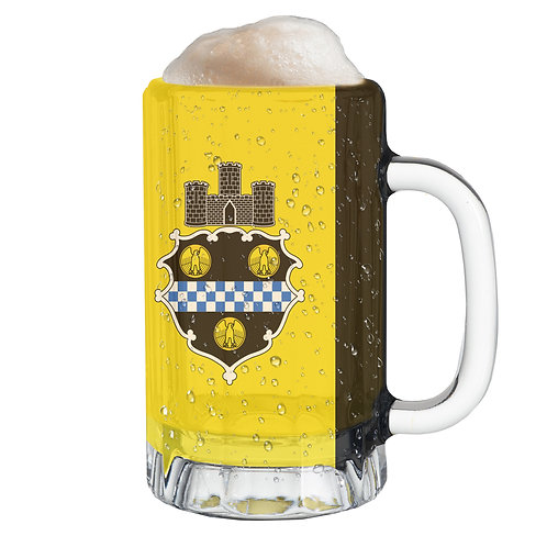 City Flag Mug -Pittsburgh