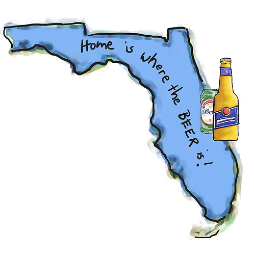 Home is Where the Beer Is - Florida