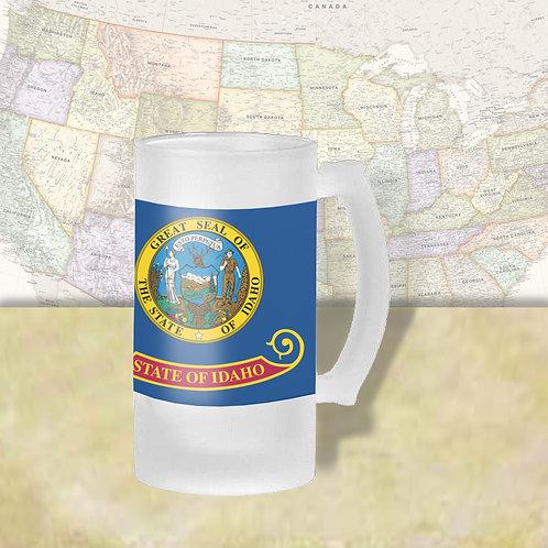 Idaho State Flag Beer Mug
