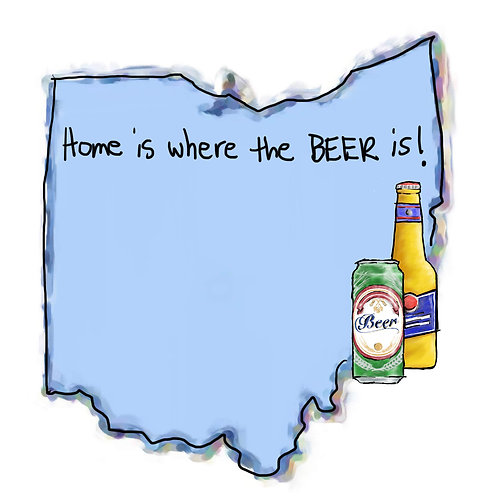 Home is Where the Beer Is - Ohio