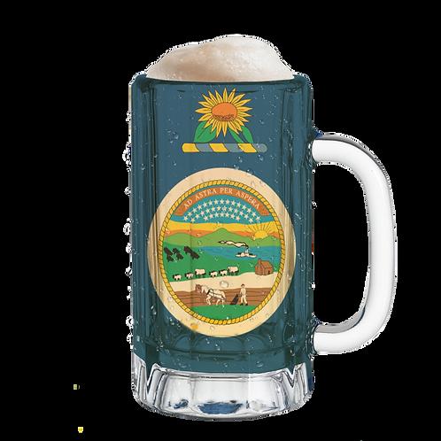 State Flag Mug Tee - Kansas