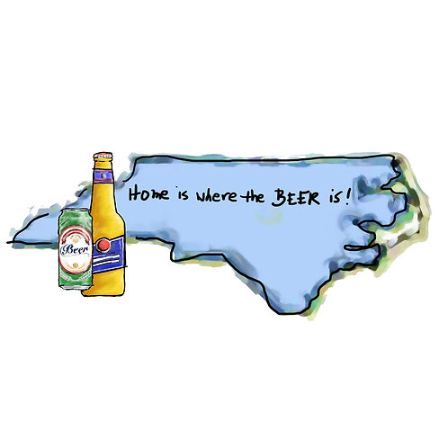 Home is Where the Beer Is - North Carolina