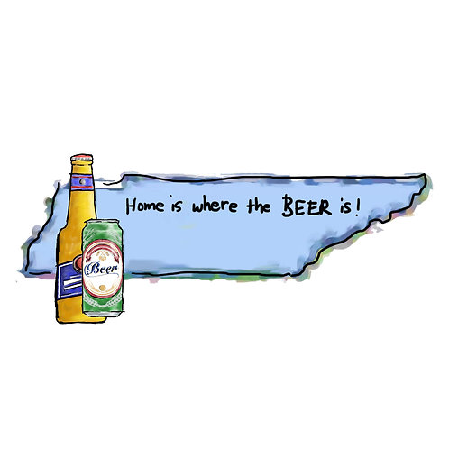 Home is Where the Beer Is - Tennessee