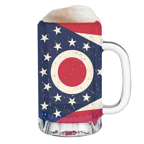 State Flag Mug Tee - Ohio