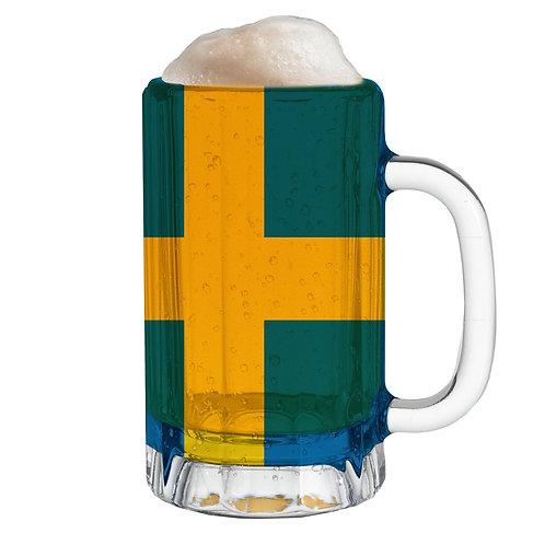Country Flag Mug -Sweden
