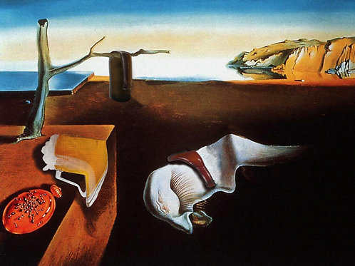 """Fine"" Art Tee - Persistence of Beer"