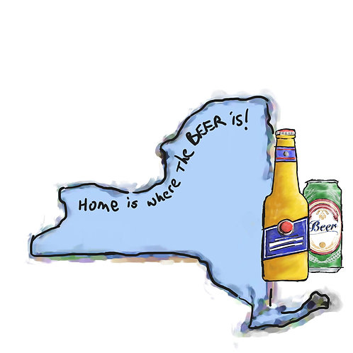 Home is Where the Beer Is - New York