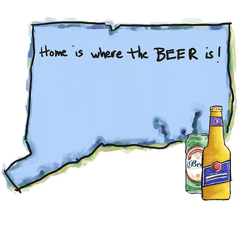 Home is Where the Beer Is - Connecticut