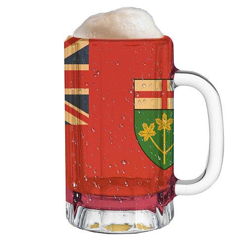 Canadian Province Flag Mug Tee -Ontario