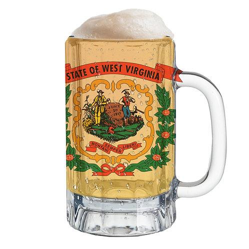 State Flag Mug Tee - West Virginia