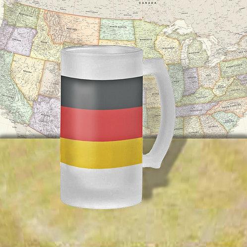 Germany Flag Beer Mug