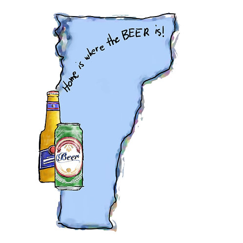 Home is Where the Beer Is - Vermont