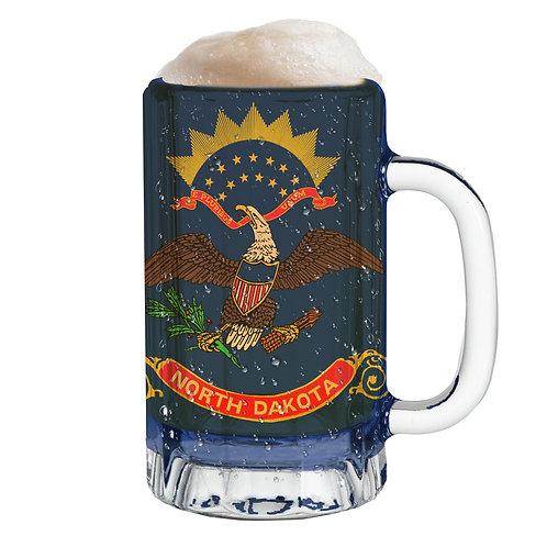 State Flag Mug Tee - North Dakota