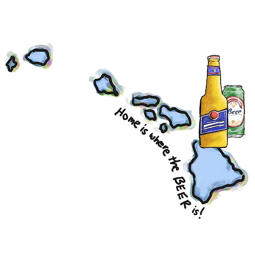 Home is Where the Beer Is - Hawaii