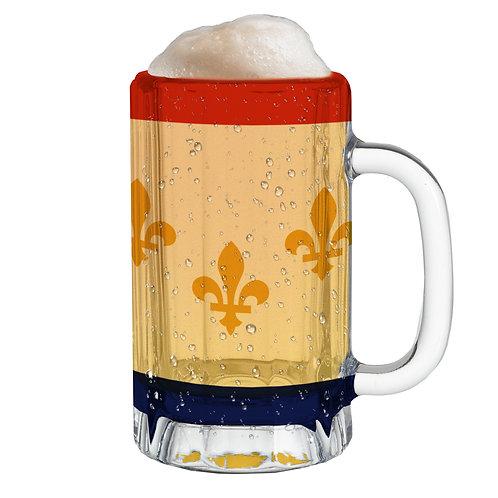 City Flag Mug -New Orleans