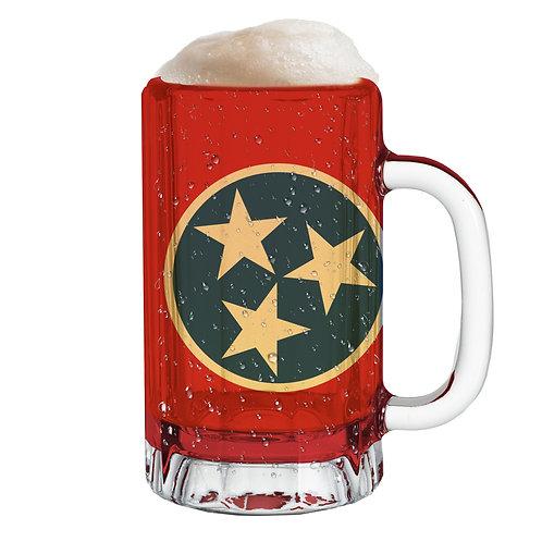 State Flag Mug Tee - Tennessee