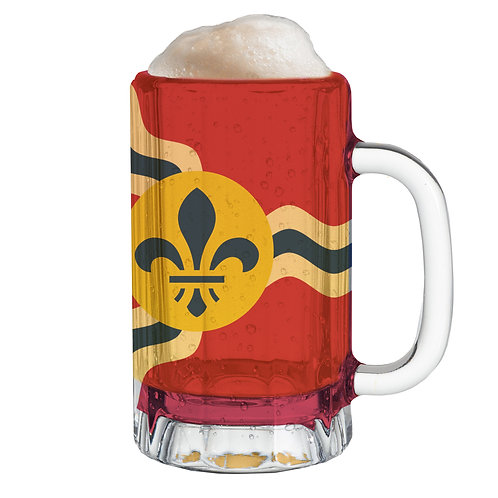 City Flag Mug -St. Louis