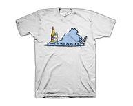 state beer tshirt