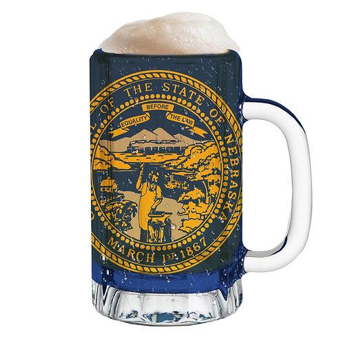 State Flag Mug Tee - Nebraska