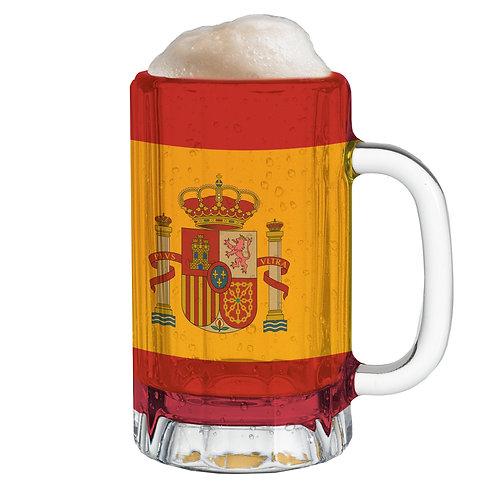 Country Flag Mug -Spain
