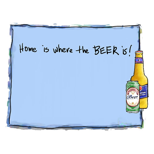 Home is Where the Beer Is - Wyoming