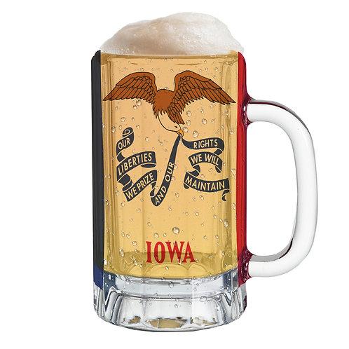 State Flag Mug Tee - Iowa