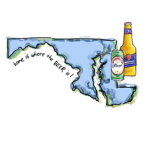 Home is Where the Beer Is - Maryland