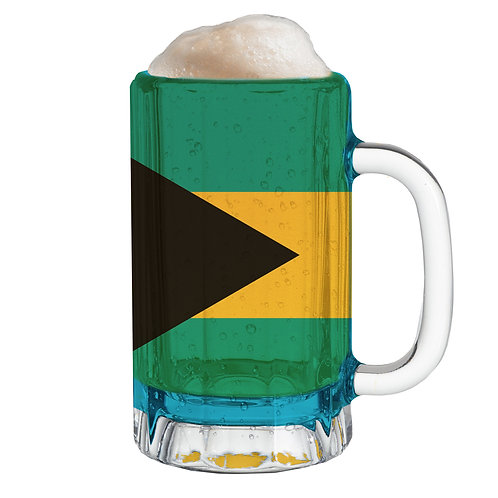 Country Flag Mug - Bahamas
