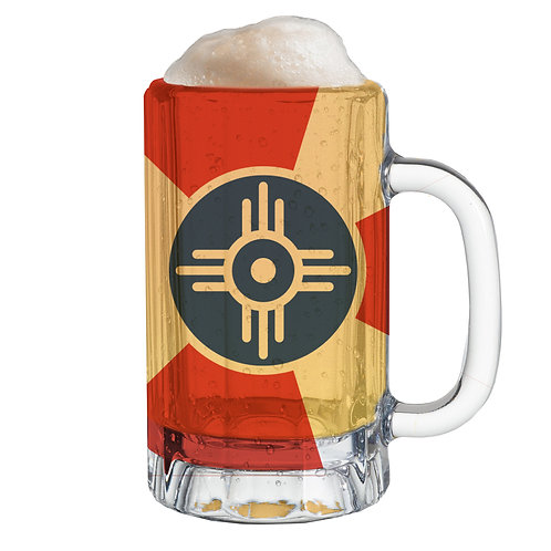 City Flag Mug - Wichita
