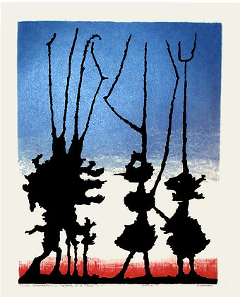 Three Characters In Search Of A Fairytale
