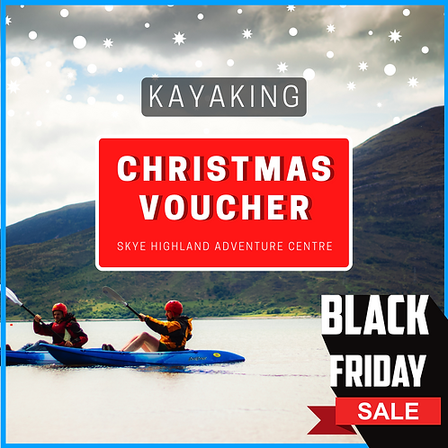 Kayaking Gift Card