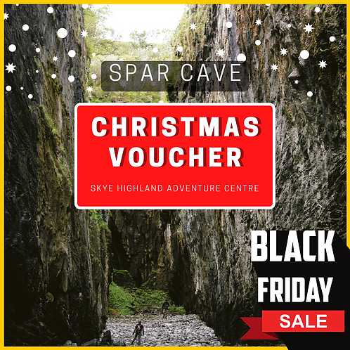 Spar Cave Adventure Gift Card