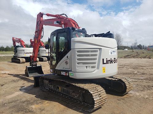LinkBelt 145X4 Excavator