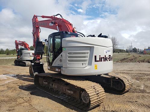 LinkBelt 245X4 Excavator