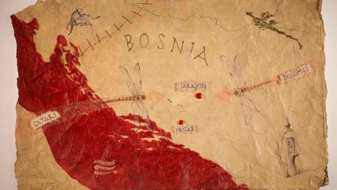 """Mappe per il film """"Bogre"""" di Fredo Valla"""