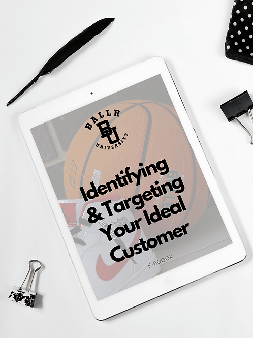 Identifying & Targeting your Ideal Customer Ecourse