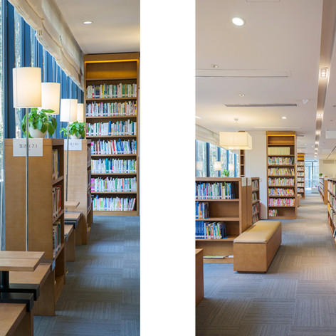 LIANGZHOU COMMUNITY LIBRARY