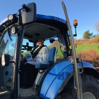 Plough Sunday, Powerstock 2020