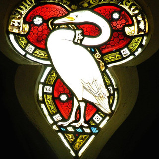 Stained glass, Eype