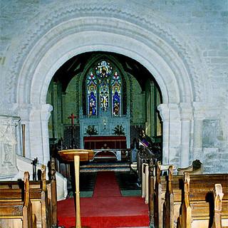 St Mary the Virgin, Powerstock