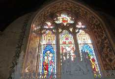 St_Mary's_church,_Powerstock_-_staned_gl
