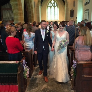 Wedding at Askerswell