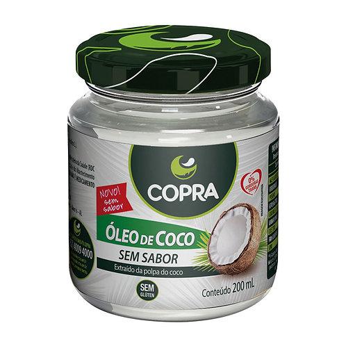 Óleo de Coco sem sabor - Copra