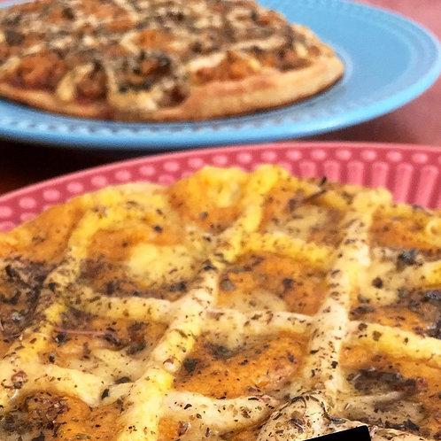 Pizzas cong. sabores diversos  - Venne