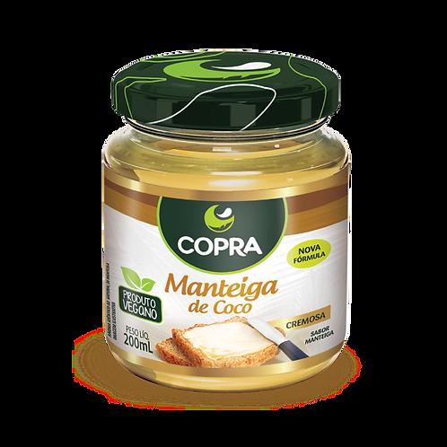 Manteiga de Coco - Copra