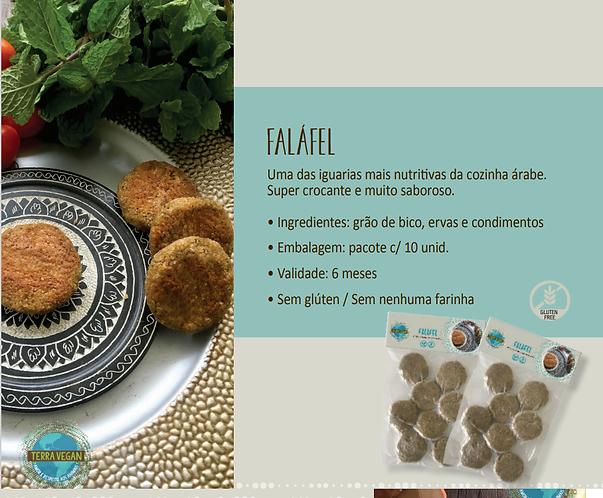 Falafel  -  Terra Vegan