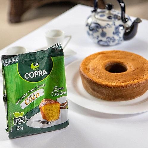 Mistura Para Bolo sabor Coco - Copra